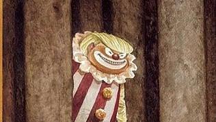 Trump diventa IT il clown: la copertina del The New Yorker