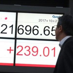 da177a12fc Tokyo e Wall Street continuano a volare e spingono le Borse europee ...