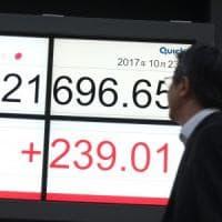 Tokyo continua a volare e spinge le Borse europee