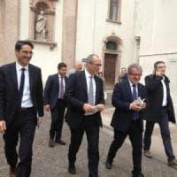 Il trentino Ugo Rossi: