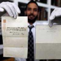 Einstein: appunti da 1,5 milioni di dollari