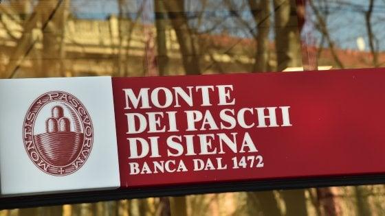 05bf89f69b Il Monte dei Paschi torna in Borsa: chiude a 4,55 euro, vale 5,2 miliardi