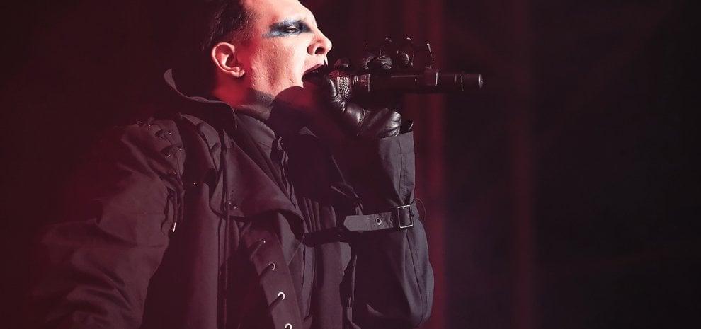 Marilyn Manson licenzia Twiggy Ramirez, accusato di stupro
