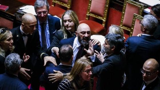 Rosatellum tra caos e proteste ok al senato a tutte e for Differenza tra camera e senato