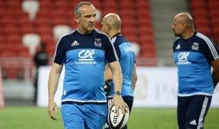 Rugby, arrivano i test match per l'Italia. O'Shea: ''Strada lunga ma futuro radioso''
