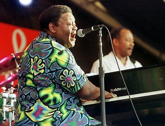 È morto Fats Domino, la voce di New Orleans e uno dei padri del rock'n'roll