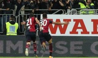 Le pagelle di Cagliari-Benevento: Pavoletti prezioso, male Di Chiara