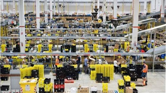 Un giorno da pacco, ovvero Amazon minuto per minuto