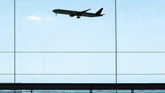 Viaggi, alto gradimento per gli aeroporti