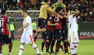 Benevento, la crisi senza fine e il record di ko: i tifosi invocano Padre Pio