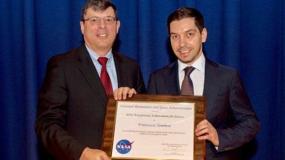 Premio Aspen a Francesco Tombesi, 'cervello' rientrato dagli Usa