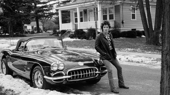 Il fotografo di Bruce Springsteen svela i chiaroscuri del Boss