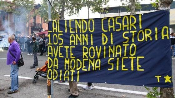 Serie C, caos Modena: emiliani a un passo dall'esclusione dal campionato