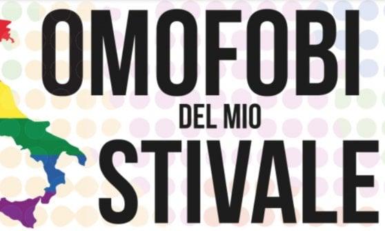 Il viaggio contro l'omofobia dello stivale: la lotta contro l'intolleranza arriva a Lecce