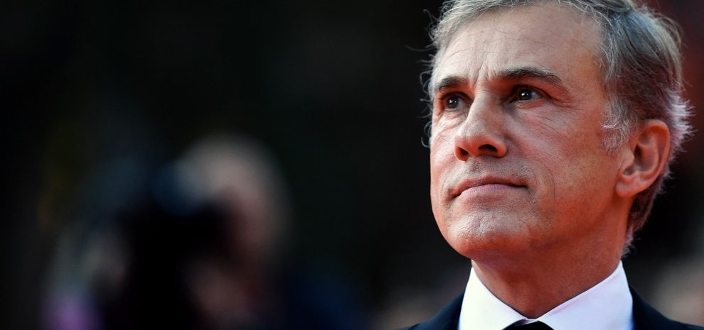 """Festa di Roma, Christoph Waltz, bastardo da Oscar: """"Il cattivo è il ruolo più bello"""""""