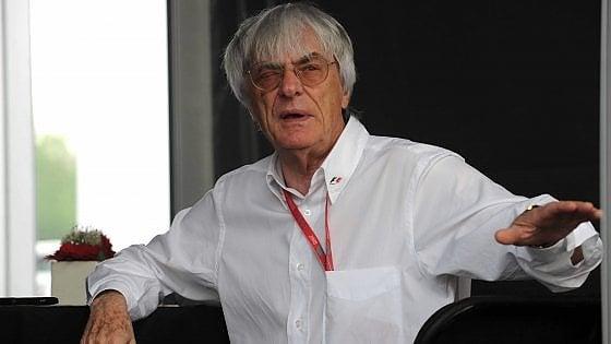 """Ecclestone: """"I mei 87 anni, i segreti della Formula 1 e quegli aiutini alla Ferrari"""""""