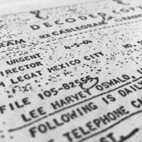 Omicidio Jfk: dai file segreti spunta il giallo delle due telefonate 'annunciatrici'