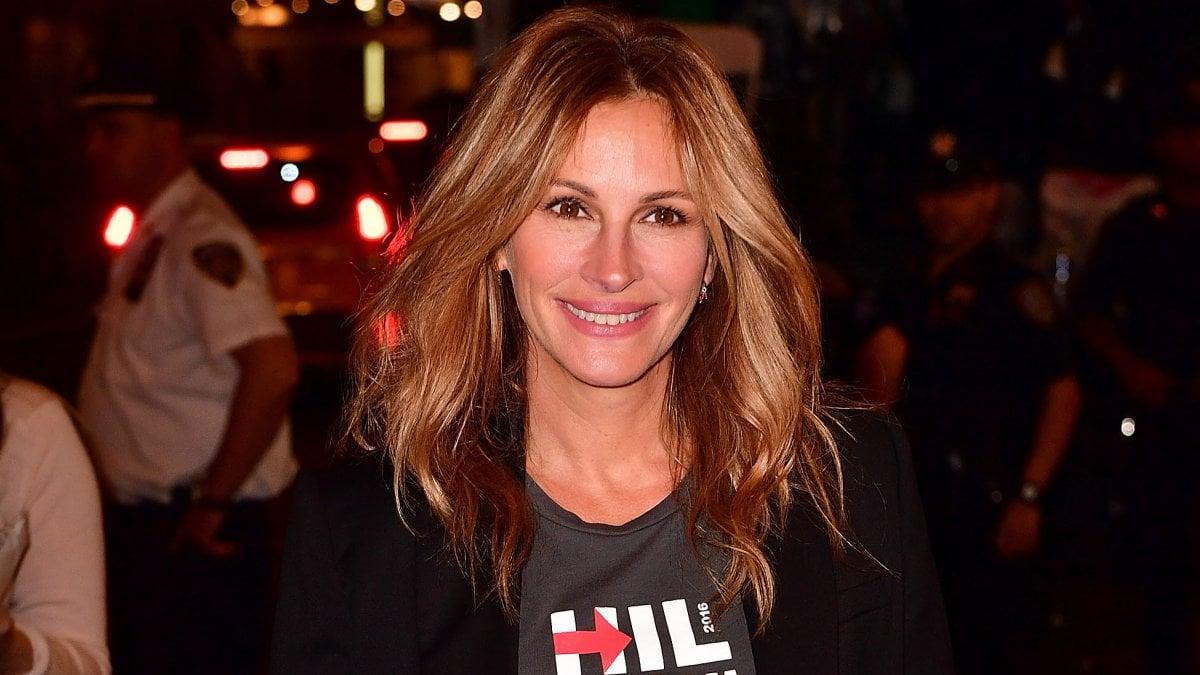 Julia roberts 50 anni ed sempre pretty woman cinema - La diva julia film ...