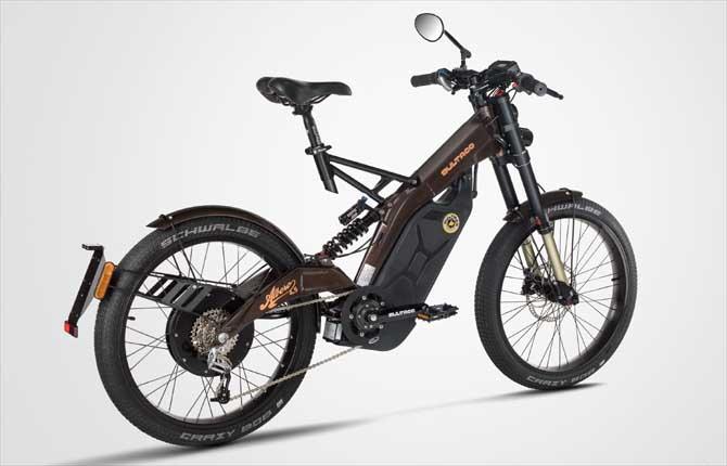 Bultaco Albero Moto O Bicicletta Elettrica Repubblicait