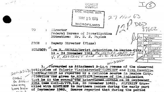 Nuovi documenti top secret su JFK: ecco dove scaricare i file desecretati