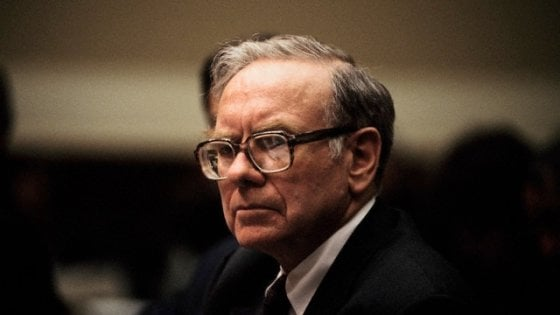 Il miliardario Warren Buffett