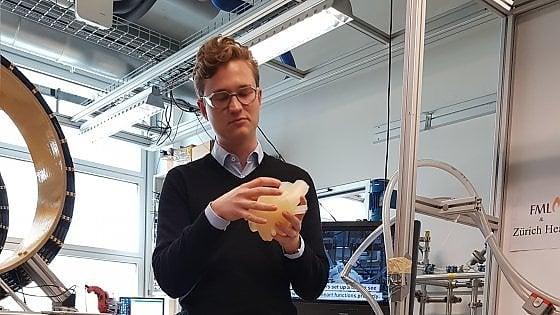 Su misura e di silicone, il nuovo cuore artificiale si può stampare in 3D