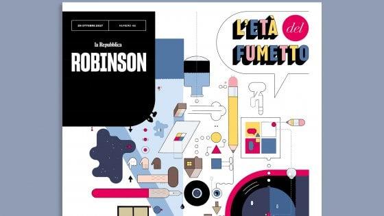 Robinson, da Diabolik a Pazienza storia del fumetto: un genere diventato forma d'arte