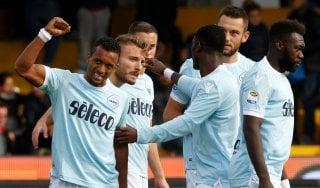Benevento-Lazio 1-5, tutto facile per i biancocelesti