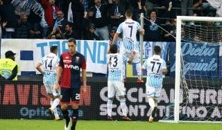 Spal-Genoa 1-0: Antenucci regala tre punti d'oro agli estensi