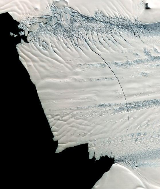 Come nell'ultima glaciazione, il collasso dei ghiacci farà alzare gli oceani