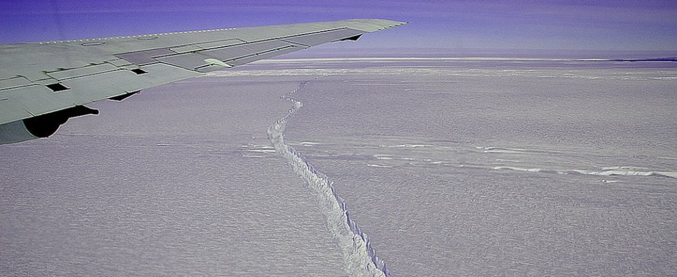 Il livello dei mari potrebbe alzarsi improvvisamente, fino a 189 cm entro il 2100