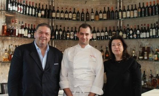 Trani-Milano, andata e ritorno: Domenico Di Tondo nuovo chef delle Lampare