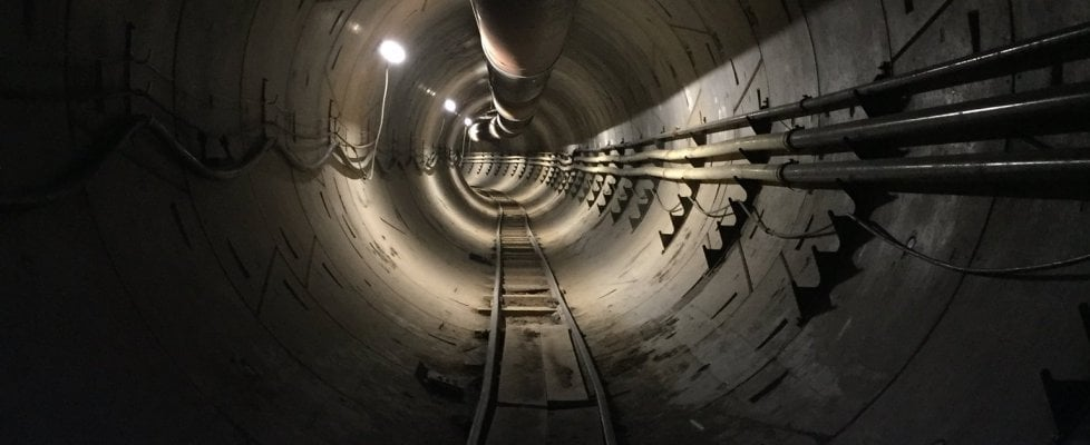 L.A., ecco il primo tunnel sotterraneo di Musk