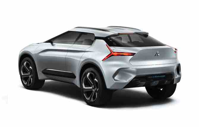 e-Evolution Concept, Mitsubishi all'attacco