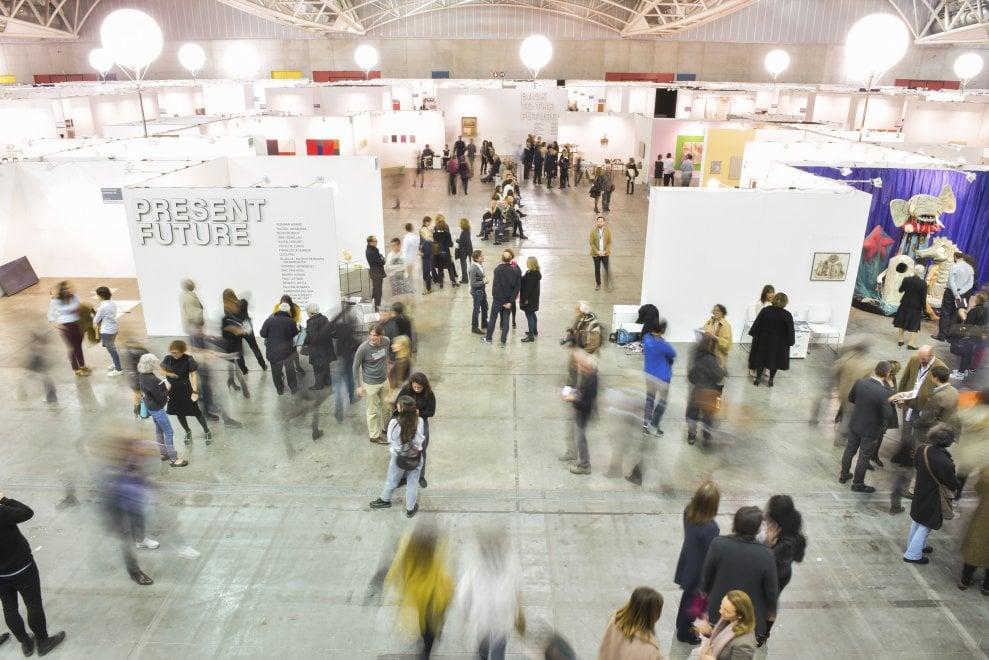 Artissima 2017 torino diventa capitale dell 39 arte for Torino contemporanea