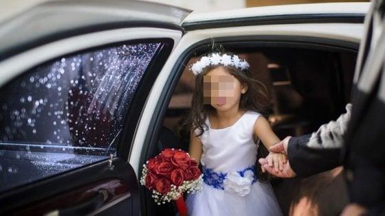 Spose bambine, anche negli Usa è legale sposarsi a 11 anni