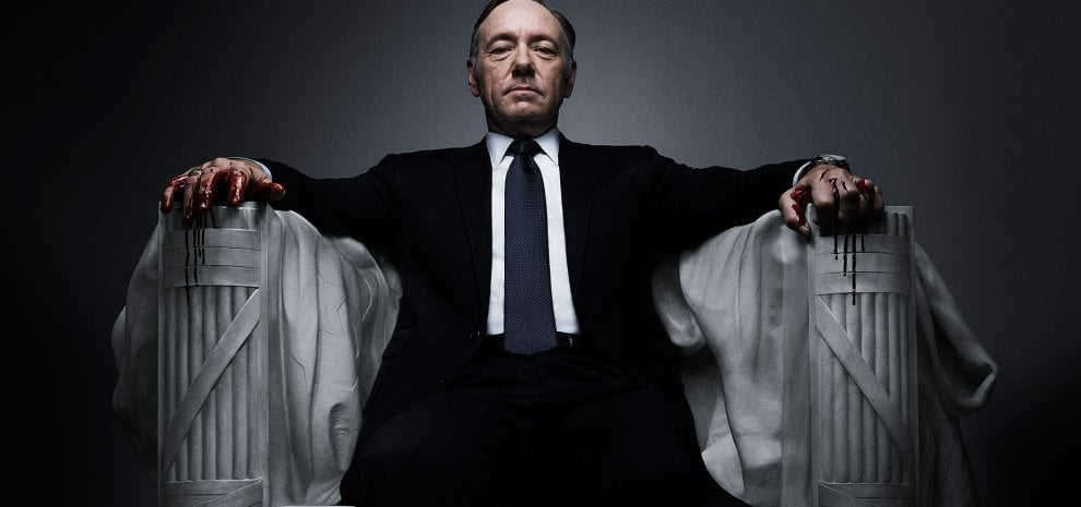Caso Kevin Spacey, Netflix dice stop a 'House of Cards': la sesta sarà l'ultima stagione