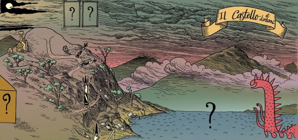Lucca Comics: strane storie, il 'Sottosopra' del fumetto italiano è più vivo che mai