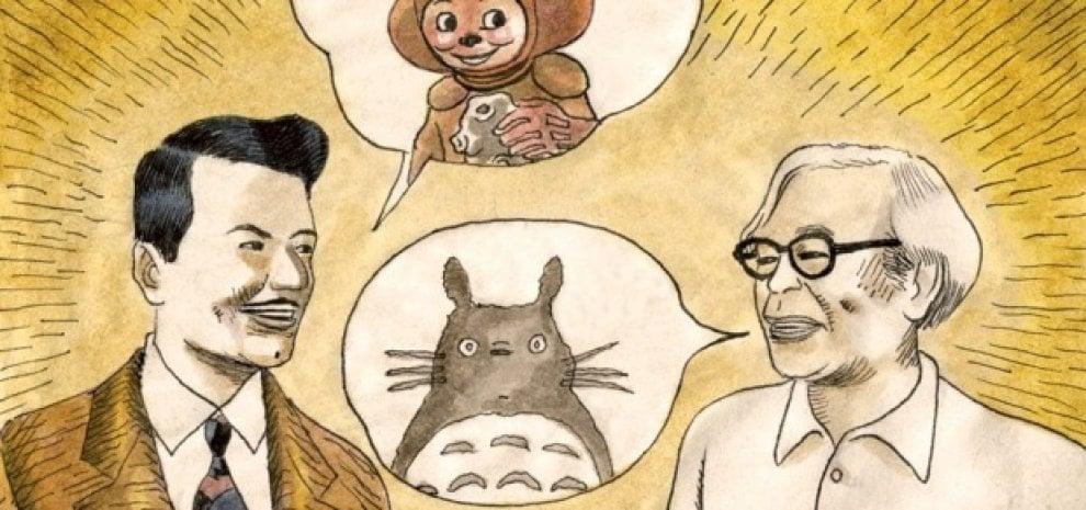 Lucca Comics: Italia, Francia, Giappone, tre mondi di Igort