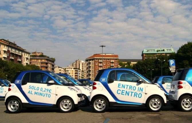 Car sharing, ecco perché usarlo