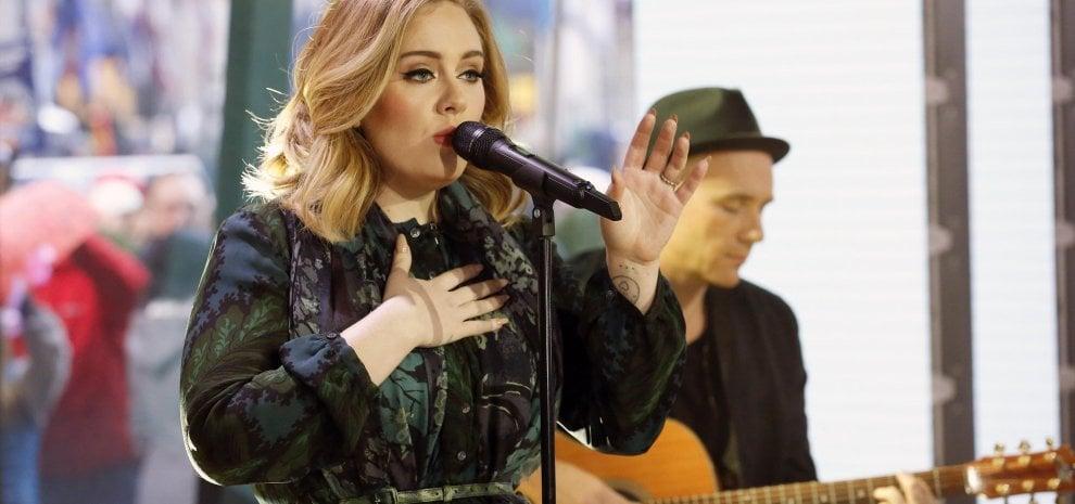 Adele, la star under 30 più ricca della Gran Bretagna