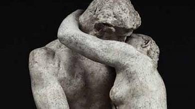 """Facebook censura il """"Bacio"""" di Rodin,  ma è un errore dell'algoritmo"""