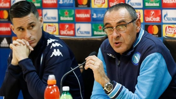 Il City batte il Napoli 4-2, Sarri: