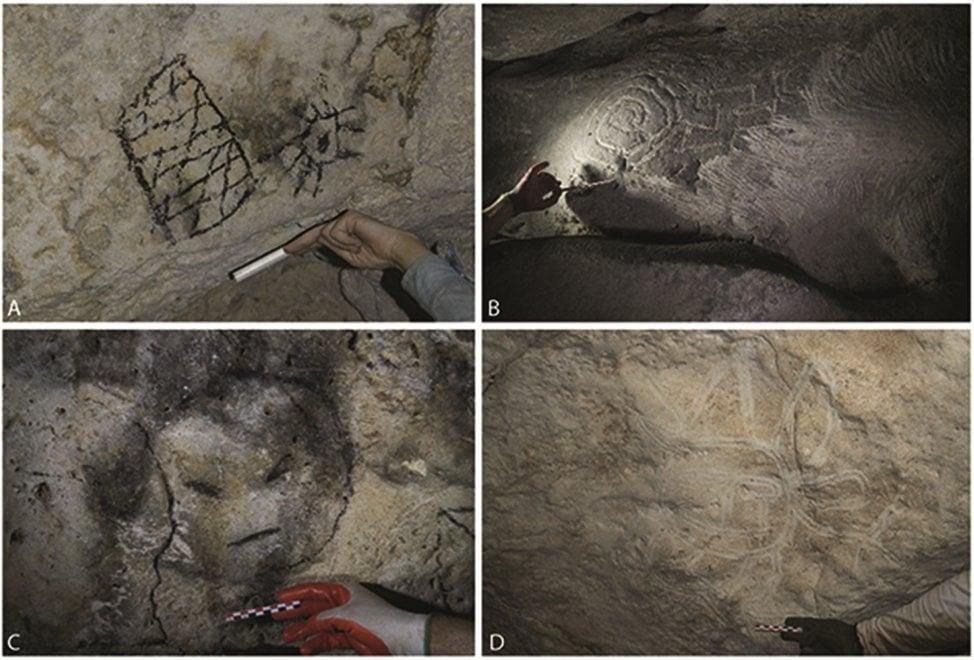 Mona Island, l'arte rupestre nelle caverne precolombiane