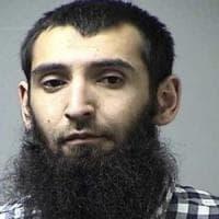 New York, l'attentatore un uzbeko venuto dalla Florida: autista Uber, con