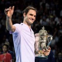 Tennis, il sorpasso di Federer: è il più ricco di sempre
