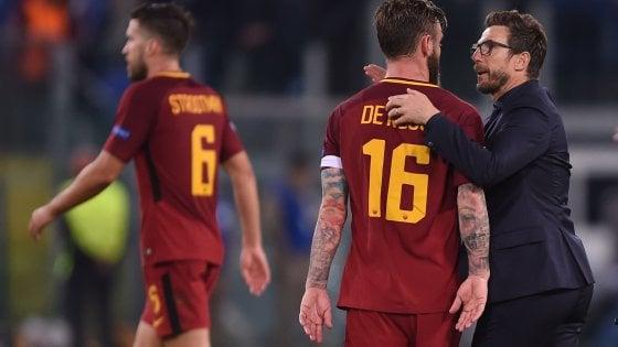 """Di Francesco, il 'Normal One' che ha """"rivoluzionato"""" la Roma"""