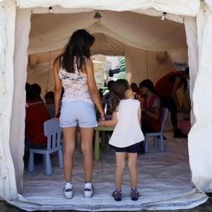 L'ottimismo dei bambini dopo il terremoto, il 94% immagina un futuro migliore
