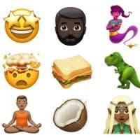 Apple ha rilasciato iOs 11.1, fra le novità 70 nuove emoji
