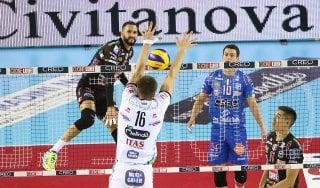Volley, Superlega: Civitanova si riscatta. Modena e Perugia insistono